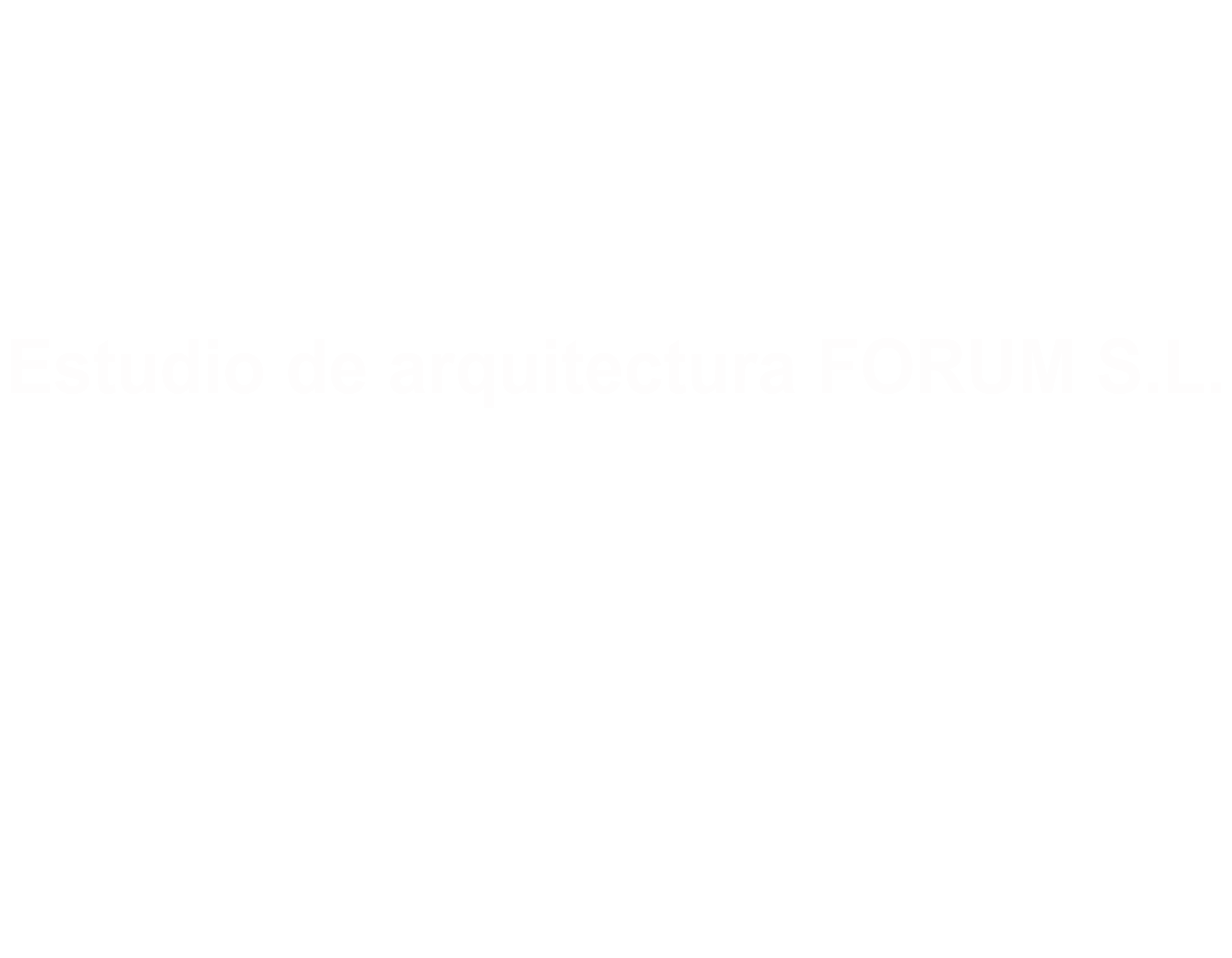 Estudio de Arquitectura FORUM S.L.