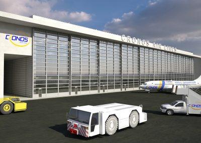 1. Hangar