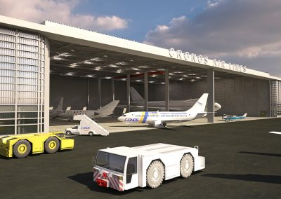 2. Hangar