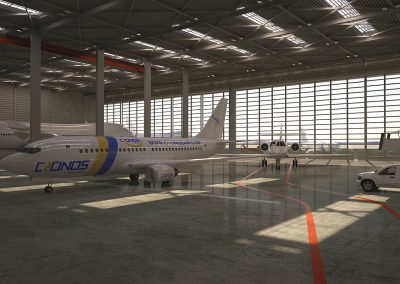 4. Hangar